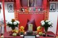 ceremonie overlijden Meester Pang